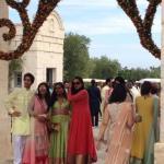 invitati matrimonio indiano
