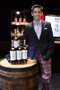 Charlie Whitfield The Macallan 2011