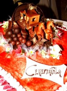 Cenerentola Orcia Doc torta di Rossano Vinciarelli