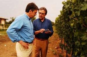 Renzo e Riccardo Cotarella