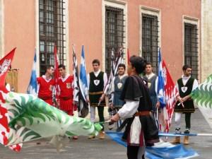 Orcia Wine Festival  Contrade della Festa del Barbarossa