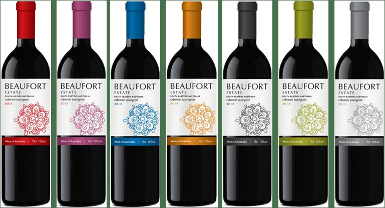 Bottle-colours Wine Intelligence
