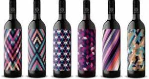 colori nelle etichette del vino
