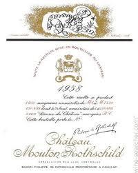 Chateau Mouton Rothschild Bordeaux Dali