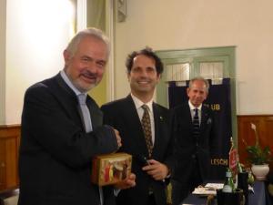 Lions Club Firenze Brunelleschi Giovanni Cipriani e Marco Boscherini