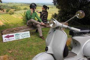 Turismo del vino al Casato Prime Donne e alla Fattoria del Colle Toscana