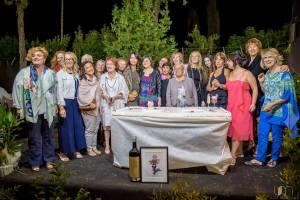 Priscilla-Occhipinti-Donne-del-Vino-alla-distilleria-Nannoni