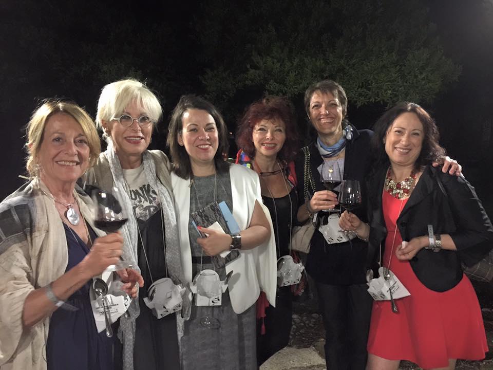 Anna-Di-Martino-Licia-Granello-Maida-Mercuri-Stefania-Moroni-Anna-Scafuri Festa-a-Vico-205