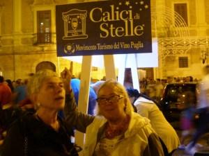 Movimento-turismo-vino-Puglia-CalicidiStelle2016-Lucera-Donatella-Cinelli-Colombini-Vittoria-Cisonno
