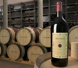 Masseto vini italiani piùcari