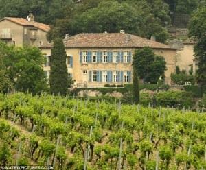 Chateau Miraval .