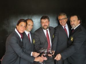 team-italiano-al-Championnats-du-Monde-de-Dégustation