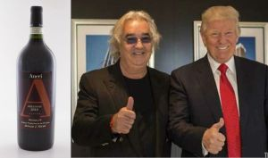 Italian-wine.and-the -world's- powerful-people-Briatore-Trump-Amarone
