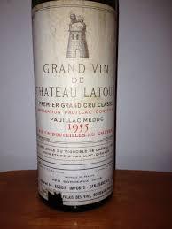 Château Latour 1955
