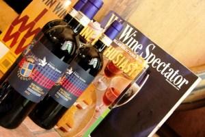 Brunello 2012 Wine Spectator e Wine Enthusiast