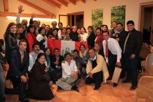 Damas del Pisco, in visita dalle Donne del vino