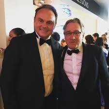 Matteo Lunelli e Robert De Niro
