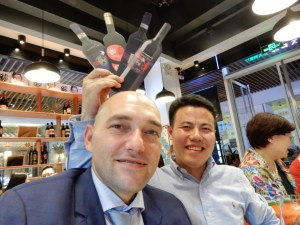 Da Napoli alla Cina: Enrico di Interprocom con Enson