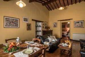 Fattoria del Colle - Agriturismo in Toscana - Appartamento San Livio