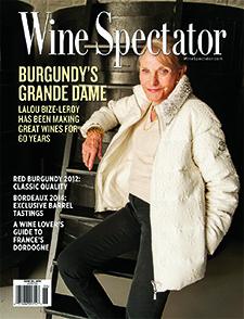 10 vini migliori del mondo, Lalou Bize-Leroy