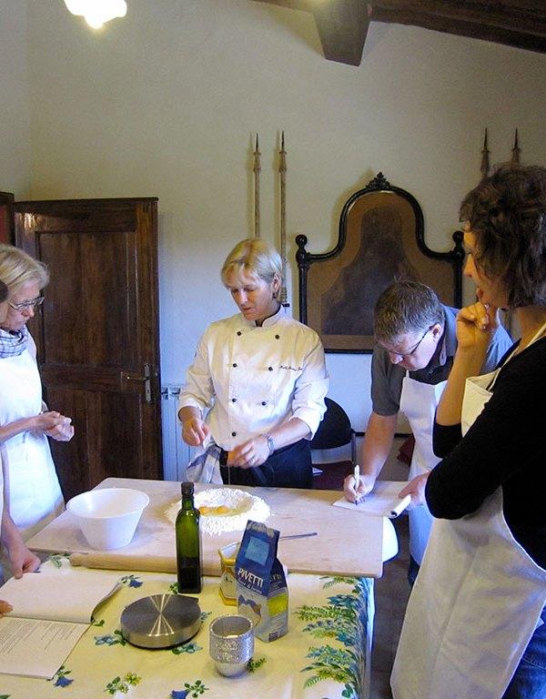 Corsi di cucina in Toscana