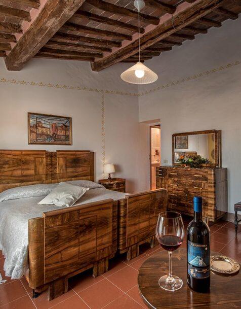 Fattoria del Colle - Farmhouse in Tuscany - Apartment San Livio