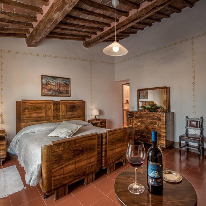 Fattoria del Colle - Farmhouse in Tuscany - Apartment San Livio