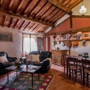 Fattoria del Colle - Agriturismo in Toscana - Appartamento Sant'Angela Alta