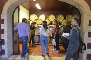 Orcia-press-tour-2018-visite-in-cantina