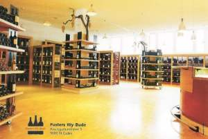 Fuster's Wy-Bude AG -iliori enoteche del mondo