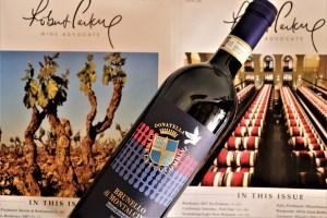 Brunello 2015 Donatella Cinelli Colombini 94/100 da Robert Parker Wine Advocate