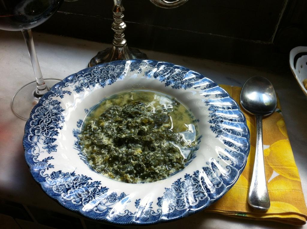zuppa pasqualina