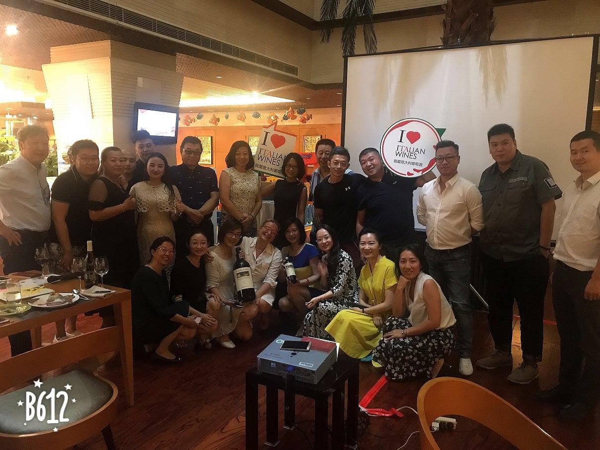 Project Ganbei dagli amici del vino italiano in Cina agli ospedali italiani