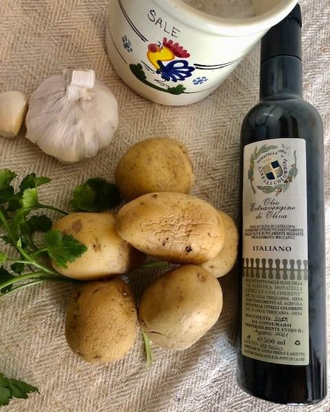 patate condite alla toscana estive