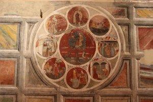 Asciano Museo di Palazzo Corboli una casa medioevale a 20 km dalla Fattoria del Colle