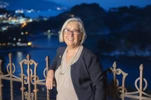 Donatella Cinelli Colombini esperta di turismo del vino