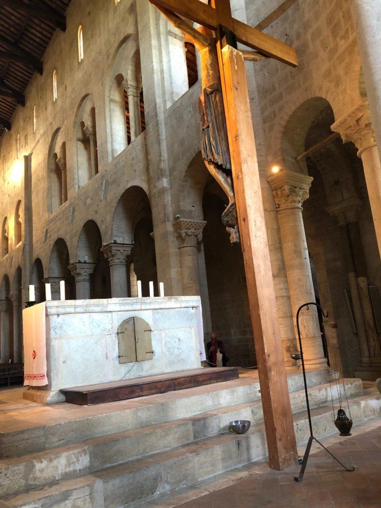 Montalcino- Sant'Antimo