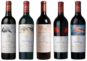 First Growth Chateau Mouton Rothschild