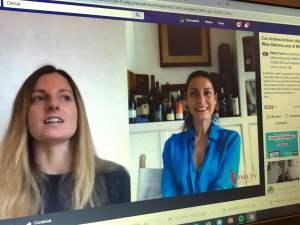 winelivery Andrea Antinori intervistata da Chiara Giannotti