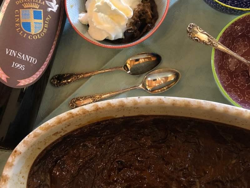 Caffè in forchetta di Montalcino Toscana Fattoria del Colle