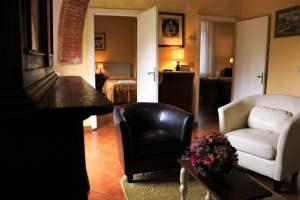 Agriturismo in Toscana appartamento Fattoria del Colle