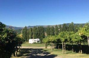 Donne del Vino Touring Club Italiano Cantine camper friendly