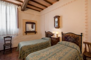Fattoria del Colle - Farmhouse in Tuscany - Apartment Guardia