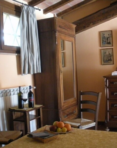 Fattoria del Colle - Farmhouse in Tuscany - Cuochi Room