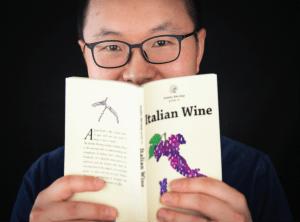 Italian Wine di Stevie Kim-nella foto Lan-Liu