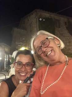 Compleanno di Donatella e Violante in Toscana