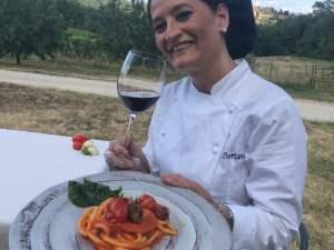 covid-e-turismo-alla-Fattoria-del-Colle-nuova-chef-Doriana-Marchi