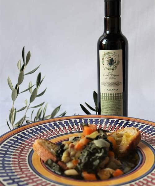 Zuppa e olio fattoria del Colle