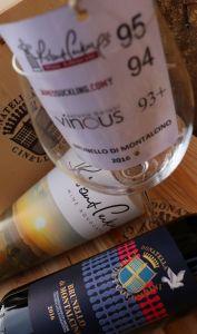 I grandi wine critics premiano il Brunello