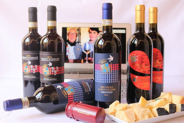 Offerta-club-Brunello-IGT-Il-Drago-e-le-8-colombe-Chianti-Superiore